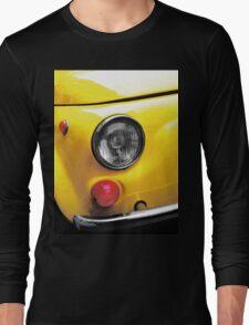 vintage italian car Long Sleeve T-Shirt