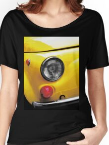 vintage italian car Women's Relaxed Fit T-Shirt