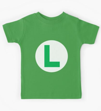 Mama Mia! It's-a Luigi! Kids Tee