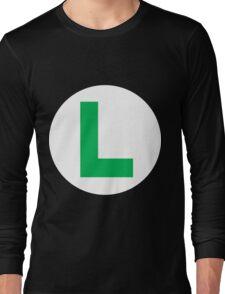 Mama Mia! It's-a Luigi! Long Sleeve T-Shirt