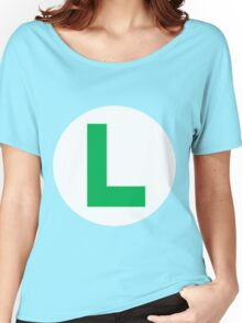 Mama Mia! It's-a Luigi! Women's Relaxed Fit T-Shirt