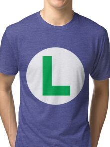 Mama Mia! It's-a Luigi! Tri-blend T-Shirt