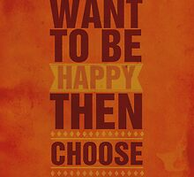 Choose to be Happy by thespngames