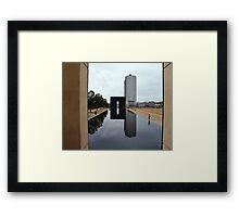 Oklahoma City Framed Print