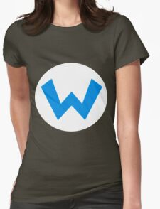 Oh-boy! It's Wario!! Womens Fitted T-Shirt