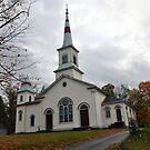 church II by John Carey