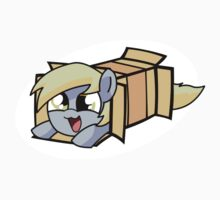 Derpy in a box Kids Clothes