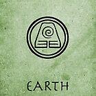 Avatar Last Airbender Elements - Earth by briandublin