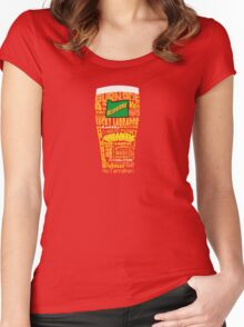 Portland Breweries Women's Fitted Scoop T-Shirt