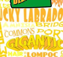 Portland Breweries Sticker