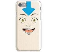 Avatar Aang iPhone Case/Skin