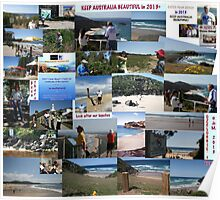 Your 2013 resolution: Keep Australia Beautiful........... Poster