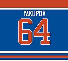 Oilers Nail Yakupov Jersey by jdsmdlo