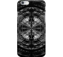 Abstract sci-fi pattern iPhone Case/Skin