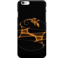 Fractal Gecko iPhone Case/Skin