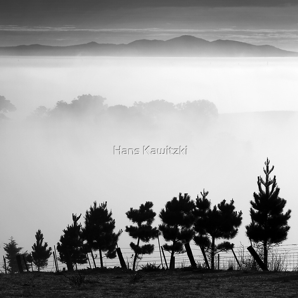 Fog in the valley - Ceres by Hans Kawitzki