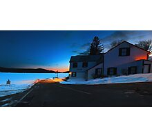 BoatHouse Theater Presents Photographic Print