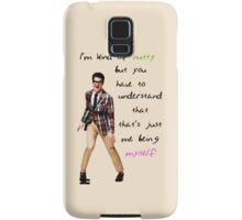 I'm Nutty Samsung Galaxy Case/Skin