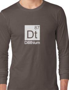 Dilithium - Star Trek Long Sleeve T-Shirt