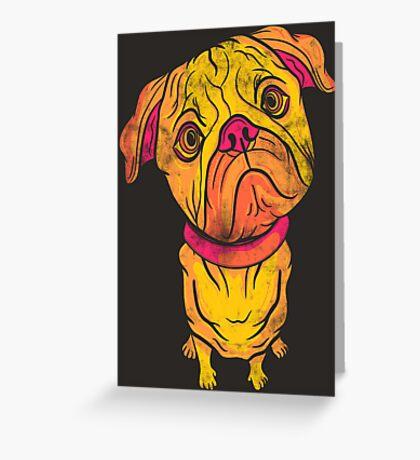 Underdog Greeting Card