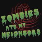 zombies ate my neighbors by myacideyes