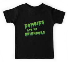 zombies ate my neighbors Kids Tee