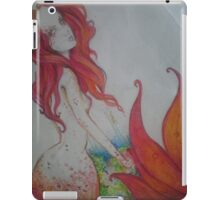 ruskala mermaid iPad Case/Skin