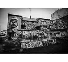 Reykjavik Graffiti  Photographic Print