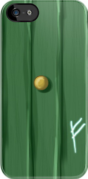 Bilbo's door by KanaHyde