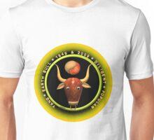 Chinese Zodiac Earth Bull born 1949, 2009, 1889 Unisex T-Shirt