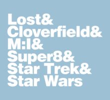 JJ ABRAMS DIRECTOR PRODUCER TEE Kids Clothes