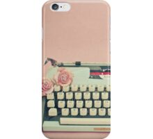 Love Letter iPhone Case/Skin