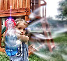 Bubble bombardment  by Kingstonshots