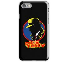 DICK TRACY PROFILE iPhone Case/Skin