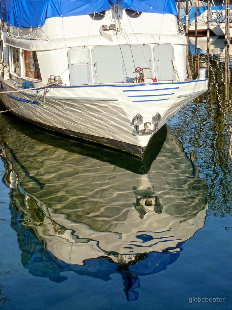 Seeing double by globeboater