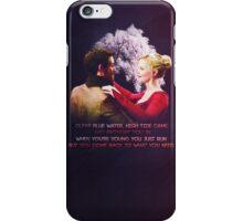 Captain Swan Iphone case iPhone Case/Skin