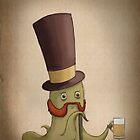 Tenticlees Proper by kaydi-did-art