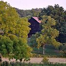 Dry Summer Barn by John Carey