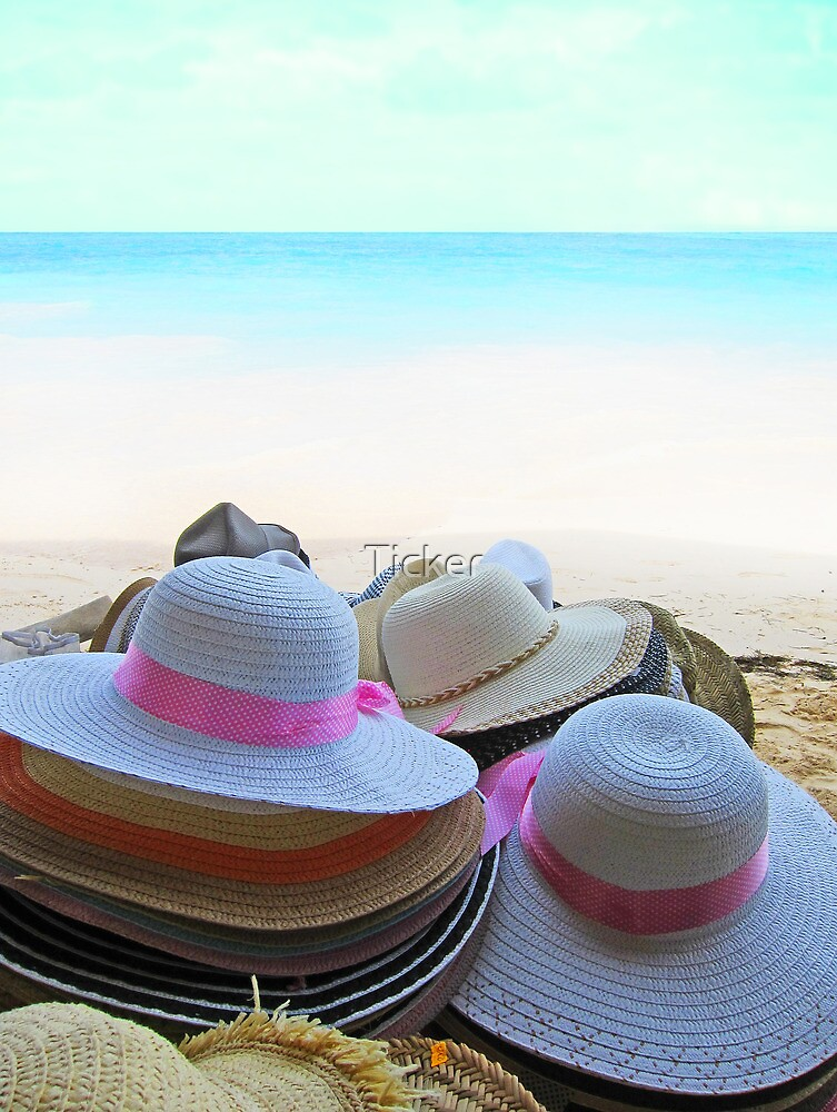 Hat Paradise by Ticker