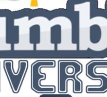 Tumblr University Sticker