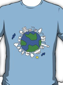 World city T-Shirt