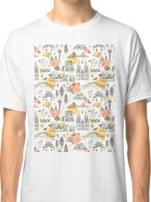 Sydney Sights - Blush Classic T-Shirt
