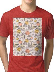Sydney Sights - Blush Tri-blend T-Shirt