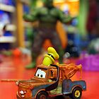 Mater's Great Escape by hhndoll
