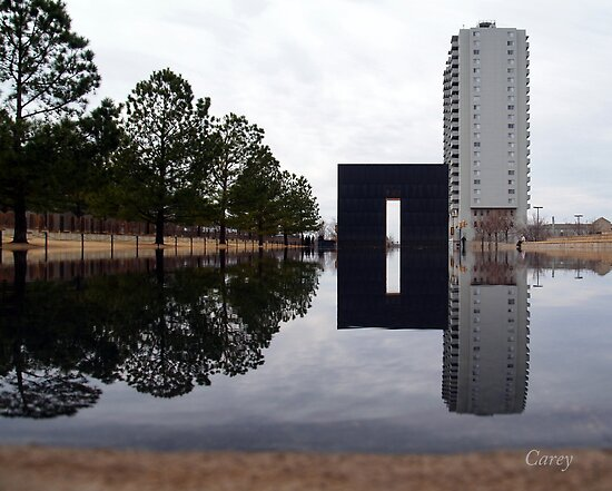 Oklahoma City II by John Carey