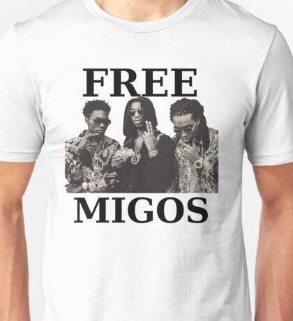 FREE MIGOS Unisex T-Shirt