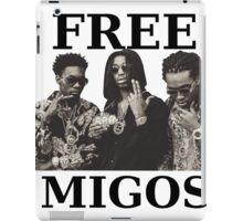 FREE MIGOS iPad Case/Skin
