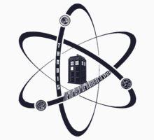 TARDIS by SallySparrowFTW