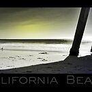 California Beach (card) by Kevin Bergen
