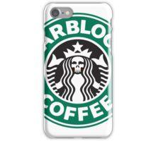 StarBlocks Coffee iPhone Case/Skin